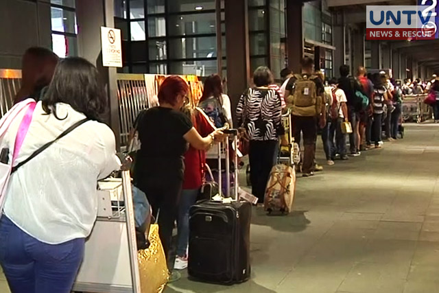 NAIA on full alert status after deadly Davao bombing