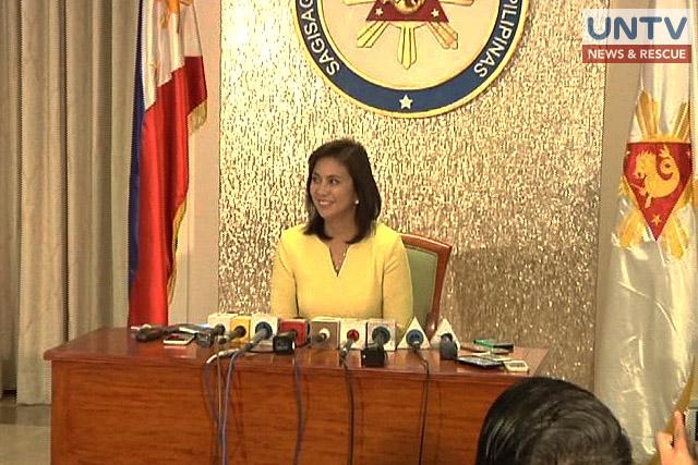VP Leni Robredo releases statement on the Senate probe - UNTV News ...