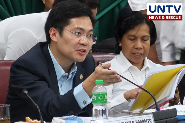 Davao City Rep. Karlo Norgrales