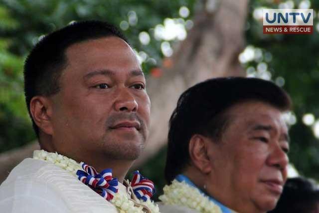 "FILE PHOTO: Senator Joseph Victor ""JV"" Gomez Ejercito (Willy Sy / Photoville International)"