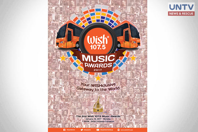 Wish 107.5 Music Awards is now on it's 2nd year.