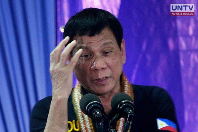 No more EO, Duterte leaves 'endo' issue to Congress