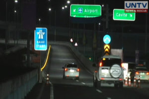 File photo: NAIA Expressway