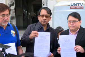 The Volunteers Against Crime And Corruption (VACC) on filing a case against Chinese gaming tycoon Jack Lam.