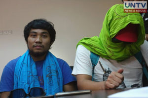 A South Korean national and a Filipino who were held hostage by a bandit group in Mindanao are now in safety.