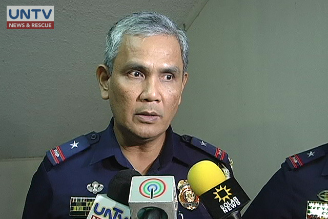 FILE PHOTO: Retired Philippine National Police Deputy Director General Marcelo Garbo