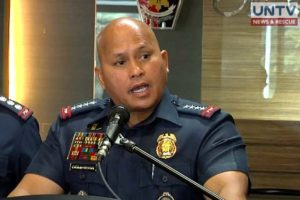 "FILE PHOTO: Philippine National Police (PNP) Chief Director General Ronaldo ""Bato"" Dela Rosa"