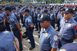 Over a thousand police personnel are pre-deployed for ASEAN 2017 in Davao City.
