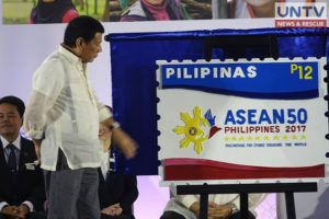 The Philippines' chairmanship in the ASEAN Summit 2017 was formally launched on Sunday, January 15, led by President Rodrigo Duterte himself in Davao City.