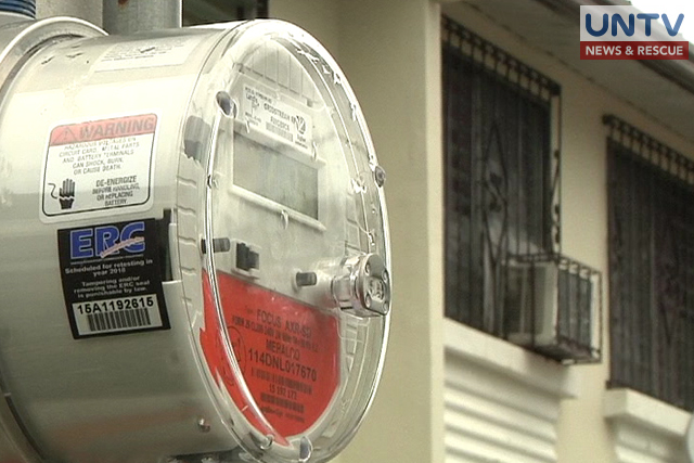 Increasing Electricity Meter : Malampaya maintenance shutdown may cause increase in electricity