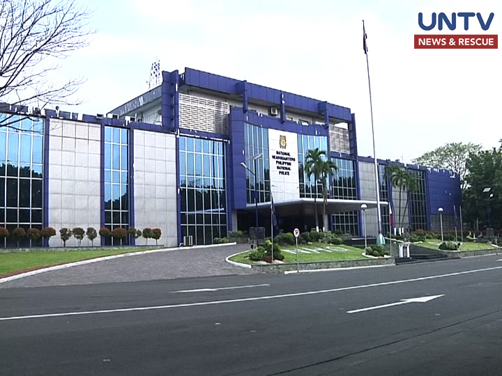 FILE PHOTO: Philippine National Police headquarters