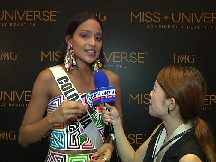 aa2eed4422d17 Candidates reveal advocacies should they win Miss Universe 2016 crown