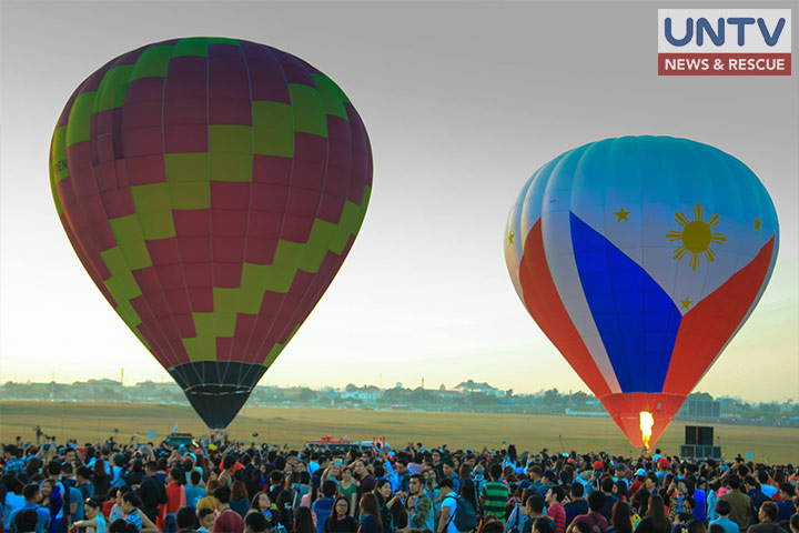 FILE PHOTO: 20th Hot Air Balloon at Clark Freeport Zone (PG Garcia/Photoville International)