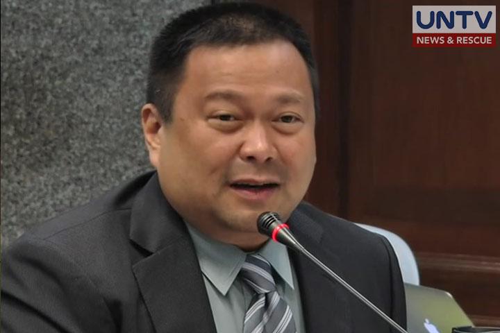 FILE PHOTO: Senator JV Ejercito