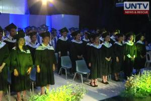 La Verdad Christian College Caloocan graduation rites