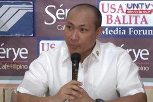 FILE:Magdalo Representative Gary Alejano