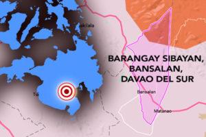 Barangay Sibayan, Bansalan, Davao del Sur