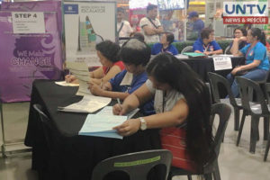 COMELEC's special satellite registration booths