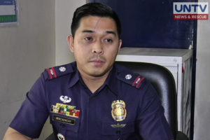 CITF Spokesperson PCInsp. Jewel Nicanor