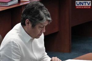 FILE PHOTO: Senator Francis Pangilinan