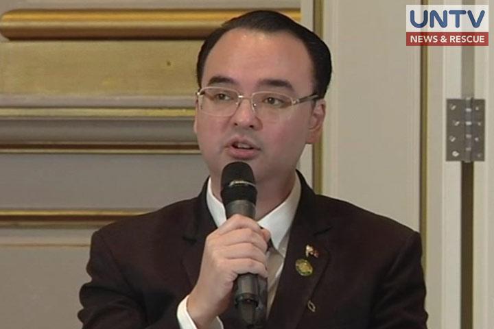 Senator Alan Peter Cayetano