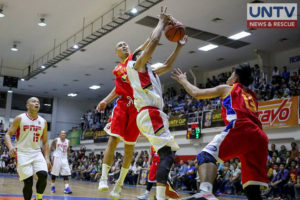PNP Responders vs. Malacañang Kamao - FINALS Game 1 (Fred Alvior/Photoville International)