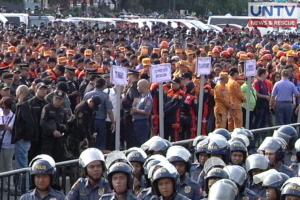 40,000 security personnel designated for ASEAN Summit 2017