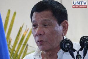 FILE PHOTO: President Rodrigo Duterte (Cerilo Ebrano/Photoville International)