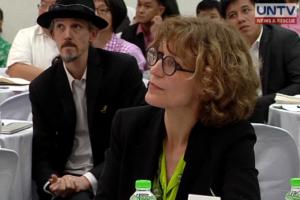 U.N. special rapporteur Agnes Callamard