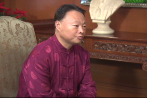 FILE PHOTO: Chinese Ambassador to the Philippines Zhao Jianhua (Courtesy: Presidential Communications)
