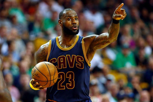 LeBron James Home of Cavaliers star vandalized with racial slur