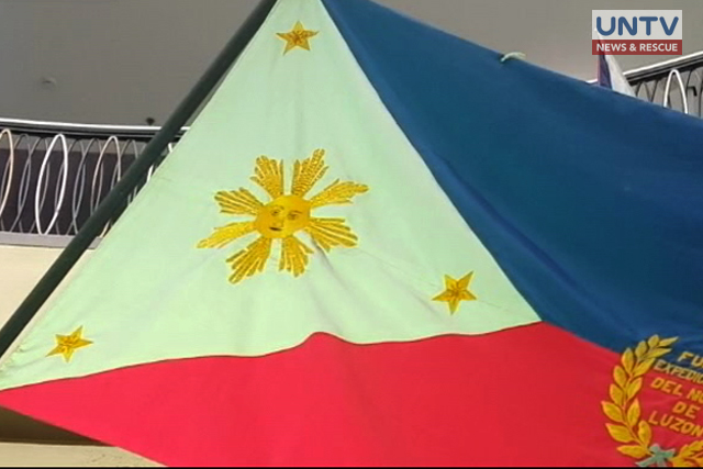 First Philippine flag well-preserved at Aguinaldo Museum in