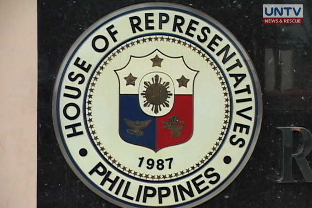 IMAGE_UNTV_NEWS_071917_HOUSE OF REPRESENTATIVES
