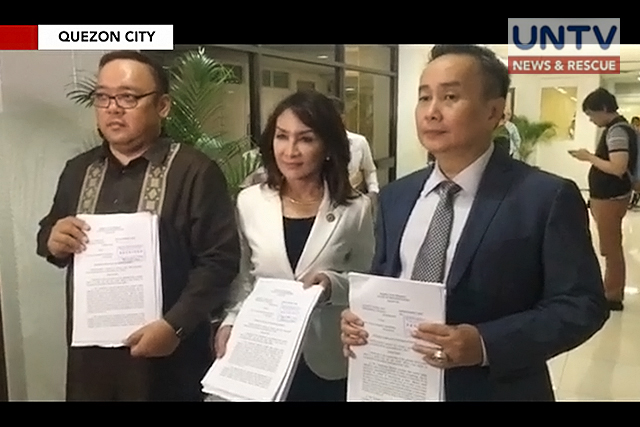 Impeach complaint filed against Comelec chief
