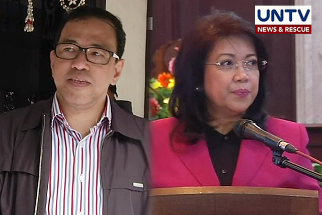 Dozen solons to back Sereno impeachment