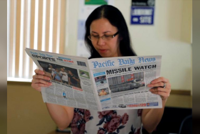 Guamanians Take Missile Threat Seriously - But Think We Should All Calm Down