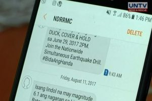 IMAGE_UNTV_NEWS_090417_EMERGENCY TEXT MESSAGES