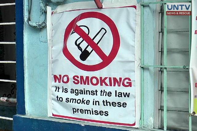 IMAGE_UNTV_NEWS_090417_NO SMOKING BAN