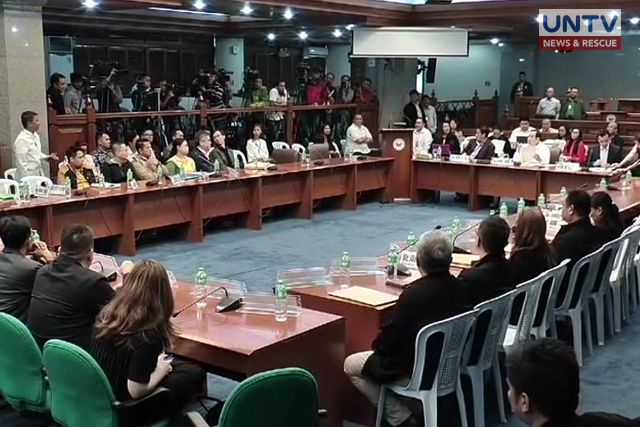 Senate invites Paolo Duterte, Mans Carpio to attend shabu shipment probe