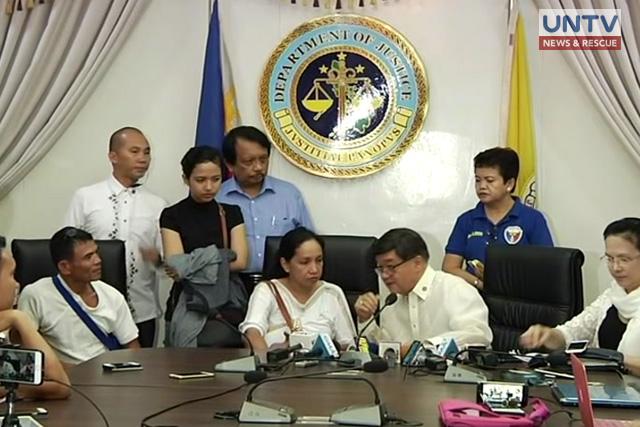 Duterte tells Aguirre to handle investigation of Carl Arnaiz slay
