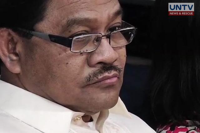 Agrarian Reform Secretary Rafael Mariano