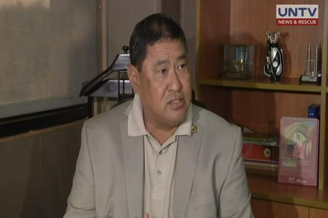 Committee Chairman Reynaldo Umali