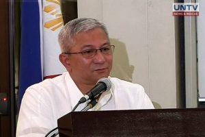 Retired Police Chief Superintendent Aaron Aquino