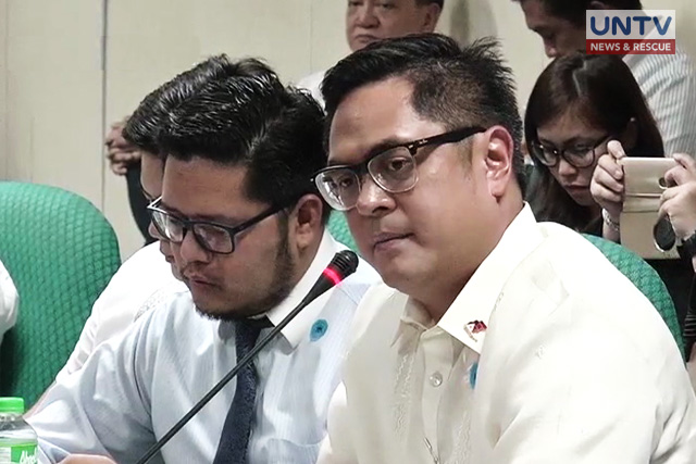 Presidential Communications Operations Office Secretary Martin Andanar