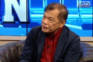 former Senator Joey Lina