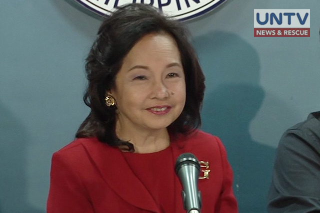 Gloria Arroyo joins PDP-Laban