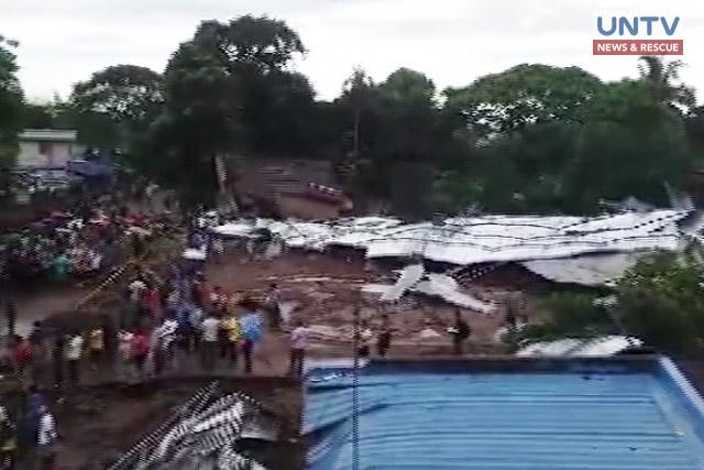 Water tank explosion in SJDM, Bulacan