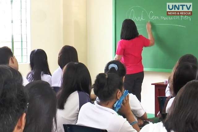 House Bill Number 56 that seeks to increase the salary of teachers