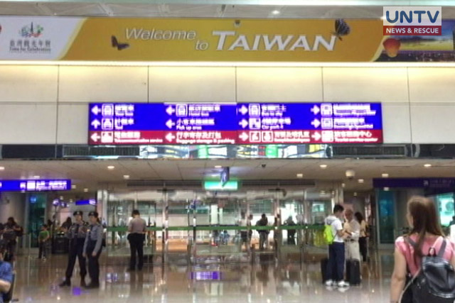 Philippine Nationals Visa-free entry to Taiwan