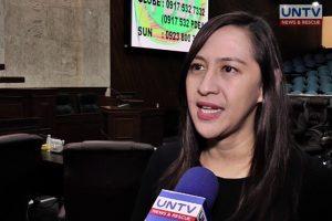QC Vice Mayor Joy Belmonte